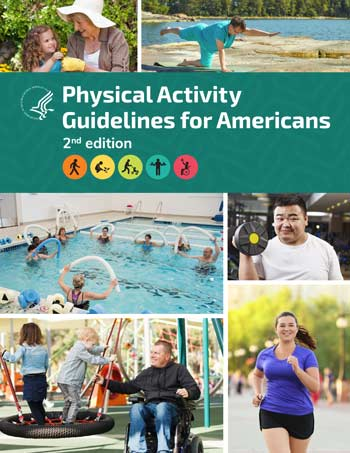 Physical Activity Guidelines for Americans 2nd Edition